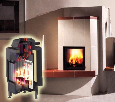 dva kamina. Black Bedroom Furniture Sets. Home Design Ideas