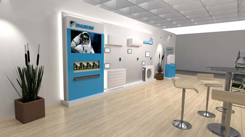 Daikin ShowRoom Basic