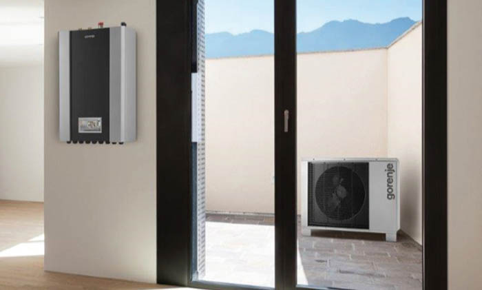 gorenje toplotna AEROGOR ALL IN ONE ECO INVERTER