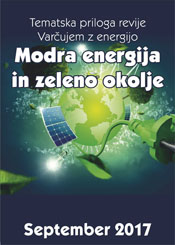 MODRA ENERGIJA IN ZELENO OKOLJE september